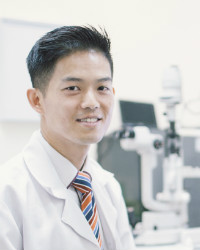 Dr. Peter Chong Kuok Siong - Top Vision Eye Specialist Centre