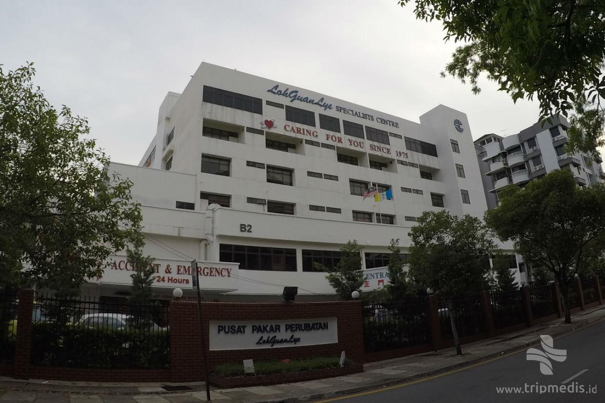 Tips Berobat ke Loh Guan Lye Specialist Centre, Penang on